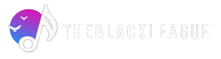 the black league logo